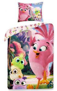 Bavlnené obliečky Angry birds 1155