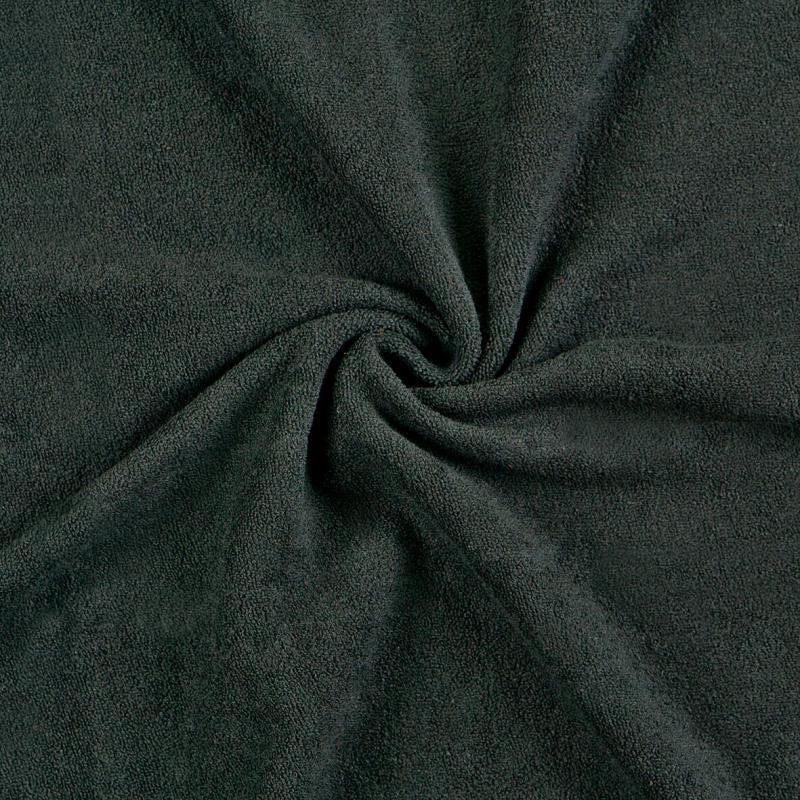 froté prostěradlo černé
