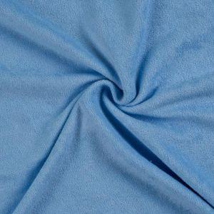 Froté prestieradlo svetlo modré