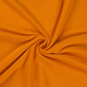 Jersey prestieradlo oranžovej