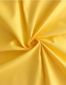 Saténové obliečky žltá