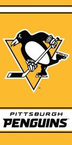 Osuška NHL Pittsburgh Penguins