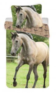Bavlnené obliečky fototlač Horse western