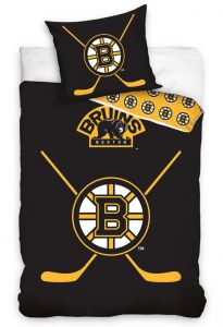Hokejové obliečky NHL Boston Bruins