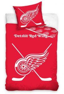 Hokejové obliečky NHL Detroit Red Wings