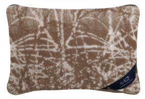 Vlnený vankúš 40 x 60 cm príroda - austrálske merino