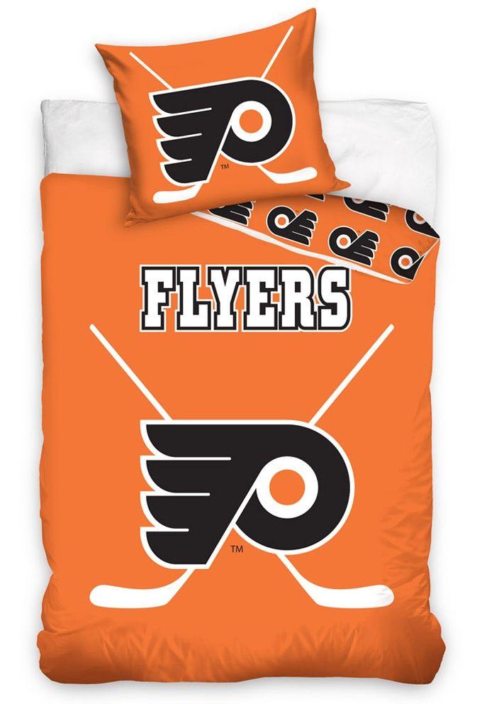 Hokejové povlečení NHL Philadelphia Flyers