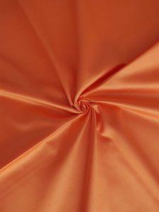 Saténové obliečky oranžová