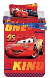 Bavlnené obliečky do postieľky Cars baby Disney
