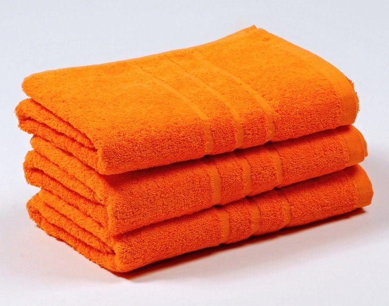 Plážová osuška oranžová