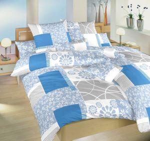 Bavlnené obliečky Bluemoon modrý