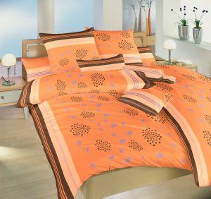 Bavlnené obliečky Liana karamel