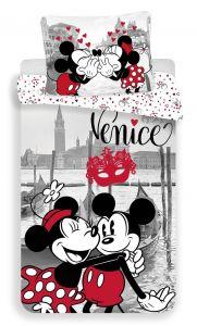 Pre dievčatká a chlapcov kvalitné detské bavlnené posteľné obliečky MM in Venice, Jerry Fabrics