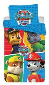 Bavlnené obliečky do postieľky Disney Paw Patrol 145 baby
