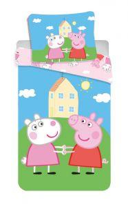 Disney obliečky do postieľky Peppa Pig 013  baby