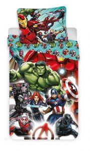 Bavlnené obliečky Avengers Comics