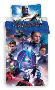 Bavlnené obliečky Avengers Endgame