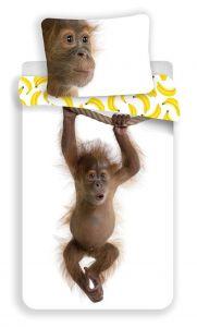 Obliečky fototlač Orangutan