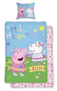 Bavlnené obliečky Peppa Pig 031