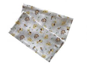 Pre novorodenca kvalitná detská plienka Safari (balenie 5 ks), PREM INTERNACIONAL