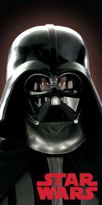 Plážová osuška Star wars Darth Vader 02 70x140 cm