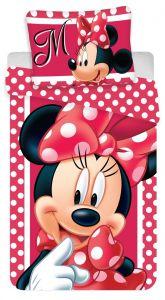 Bavlnené obliečky Minnie dots