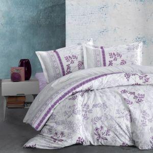 Flanelové obliečky Lavenda fialová