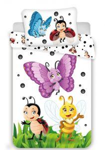 Disney obliečky do postieľky Lienky baby