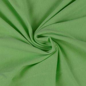Jersey prestieradlo svetlo zelené