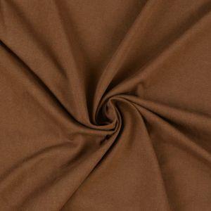 Jersey prestieradlo tmavo hnedé