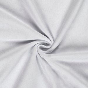 Jersey prestieradlo biele