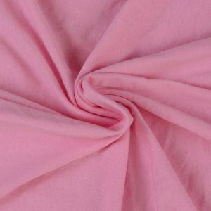 Jersey prestieradlo svetlo ružové