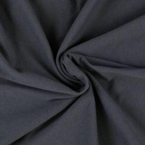 Jersey prestieradlá tmavo šedé