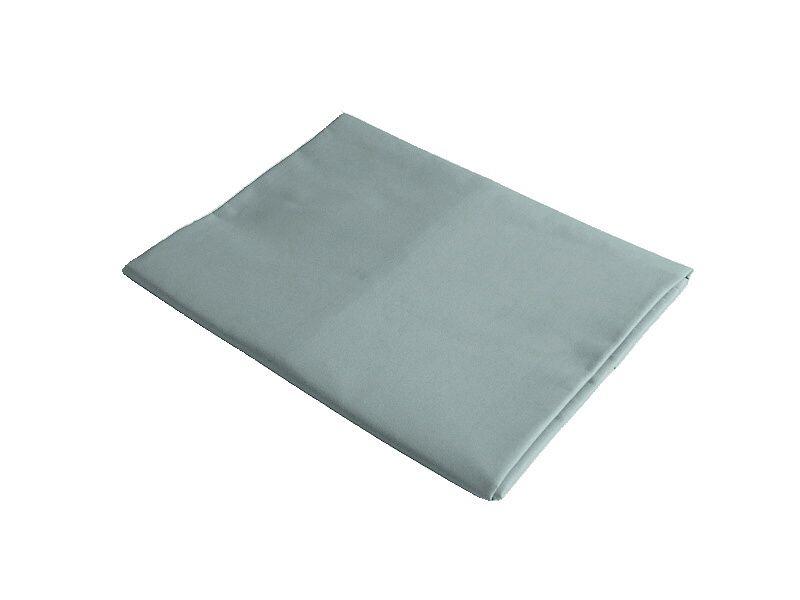 Jednofarebné kvalitné bavlnené prestieradlo vo farbe sivej, Dadka