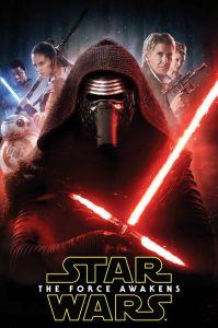 Detská fleecová deka Star Wars The Force Awakens