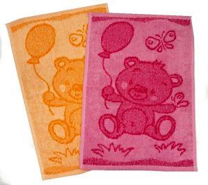 Detský uterák Bear 30x50 cm
