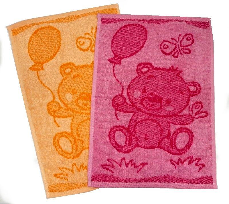 Detský uterák Bear 30x50 cm Profod