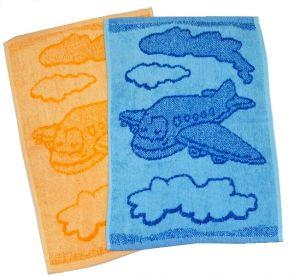 Detský uterák Plane 30x50 cm