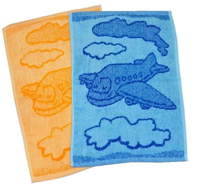 Detský uterák Plane 30x50 cm Profod