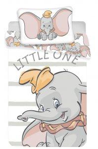 Disney obliečky do postieľky Dumbo baby