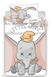 Disney obliečky do postieľky Dumbo stripe baby