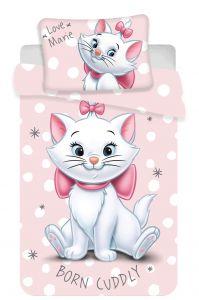 Disney obliečky do postieľky Márie cat dots baby