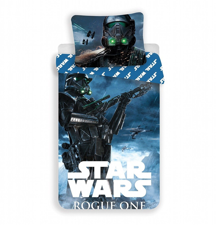 Pre chlapcov bavlnené posteľné obliečky Star Wars Rogue One, Jerry Fabrics