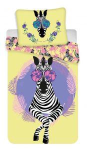 Obliečky fototlač Zebra