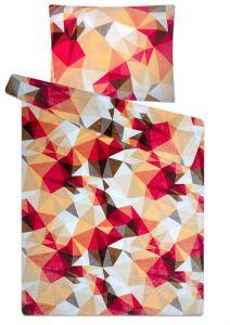 Moderné motív na hrejivom mikroflanelovém posteľných obliečkach Deep forest, | 140x200, 70x90 cm