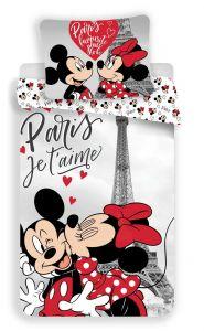 Bavlnené obliečky MM in Paris Eiffel tower
