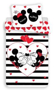 Bavlnené obliečky MM Stripes