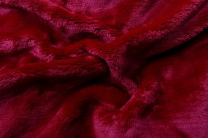 Kvalitná plachta z mikroflanel vo farbe bordó, | rozmer 90x200 cm., rozmer 180x200 cm.