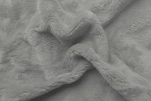 Prestieradlo mikroflanel svetlo šedá