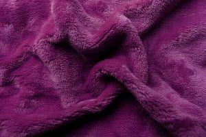 Prestieradlo mikroflanel - fialová tmavá, | rozmer 90x200 cm., rozmer 180x200 cm.